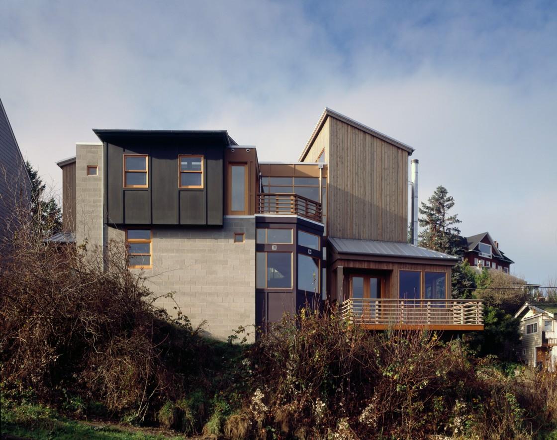 West Seattle Hillside