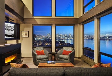 Lake Union Penthouse